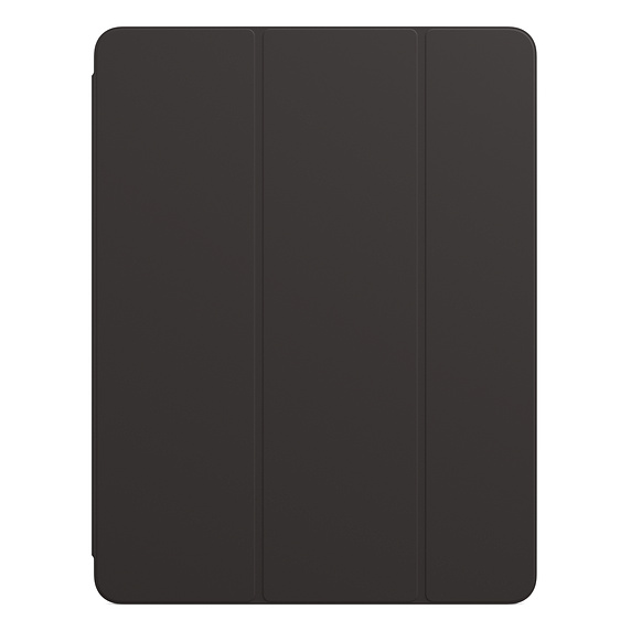 Apple Ipad Pro 12.9 4th Gen 2020 (A2069 A2232) Wallet Case Black
