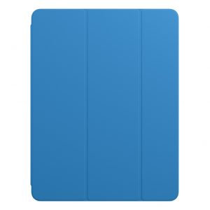 Apple Ipad Pro 12.9 4th Gen 2020 (A2069 A2232) Wallet Case Blue