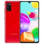Samsung Galaxy A41 Red