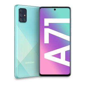 Samsung Galaxy A71 Prism blue