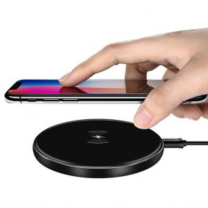 Devia 5W Wireless Charging Pad Black