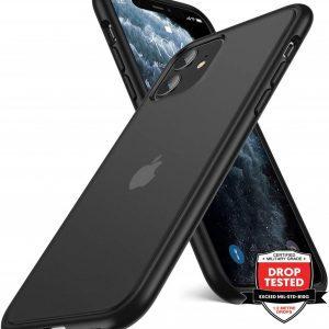 Xquisite Matte Air Black iPhone 11 Case