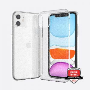 Xquisite Stardust for iPhone 11 - Clear