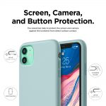 Xquisite Silicone for iPhone 11 - Mint