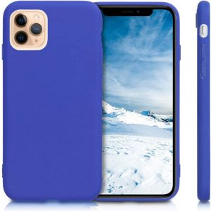 Xquisite Silicone for iPhone 11 - Neon Blue