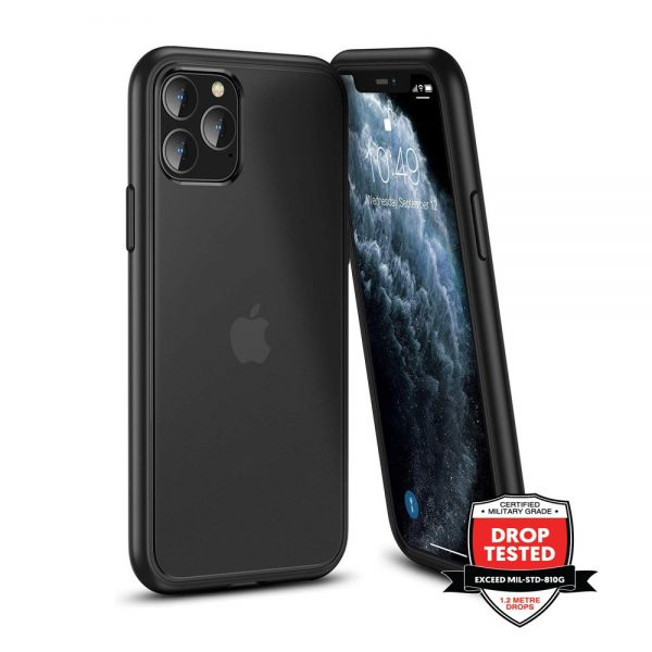 Xquisite Matte Air Iphone 11 Pro Black Case