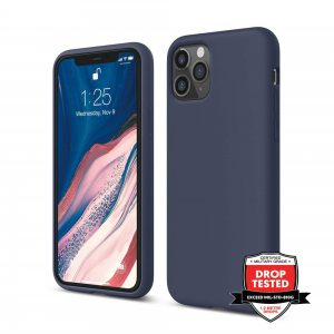 Xquisite Silicone for iPhone 11 Pro - Navy