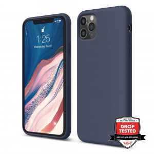 Xquisite Silicone for iPhone 11 Pro Max - Navy