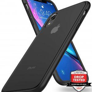 Xquisite Matte Air Black iPhone XR