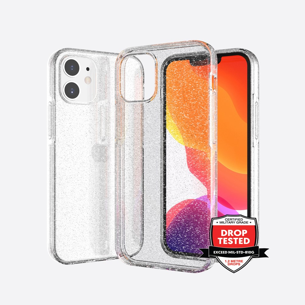 Xquisite Stardust for iPhone XS/X - Clear