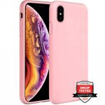 Xquisite Silicone for iPhone XS Max - Pink