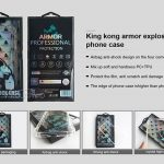 King Kong Anti Burst Clear Case Iphone 6/6s